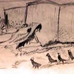 সাইয়েদা ফারিহা টাসনিম ক্রিটির আঁকা ছবি (Sayeda fariha tasnim krite)