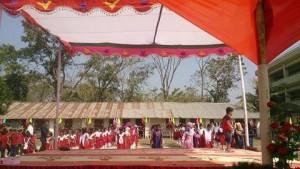 তালুকদার হাট স্কুল ও কলেজের ক্রিড়া প্রতিযোগিতায়